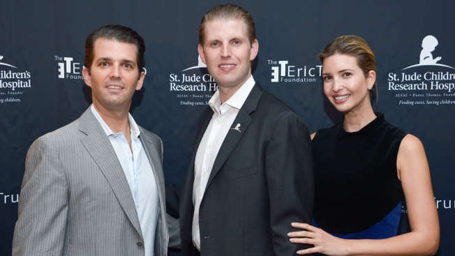Eric Trump Denies Report His Foundation Passed Profits From Charity Fundraisers to Trump Organization