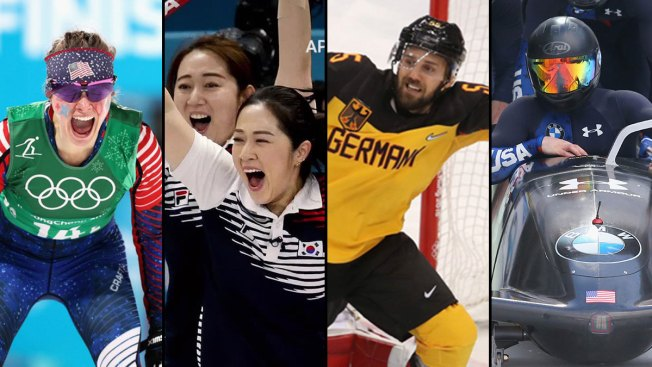 4 to Watch: 'Garlic Girls' Go for Curling Gold, Closing Ceremony, Bobsled and Ice Hockey Highlight Day 15 of the 2018 Pyeongchang Olympics