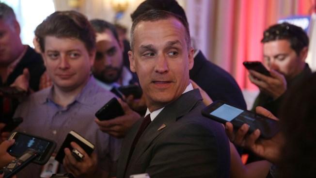 CNN Hires Fired Trump Campaign Manager Corey Lewandowski