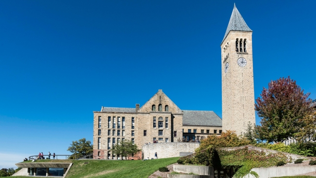 Cornell Gets Record High Number of Applications, Accepts About 10 Percent