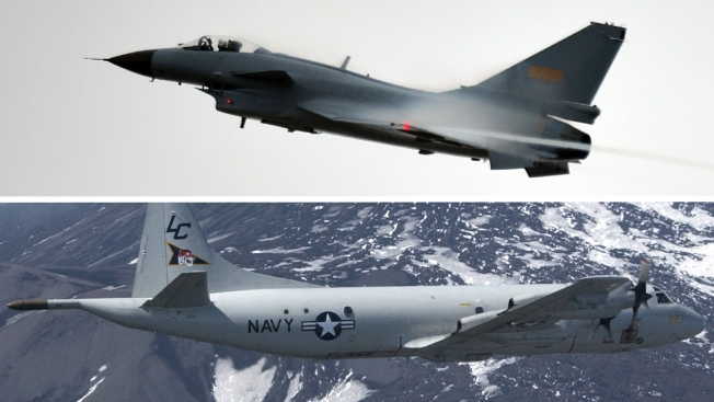 Chinese Fighter Jets Intercept US Navy Plane Over Pacific: Officials