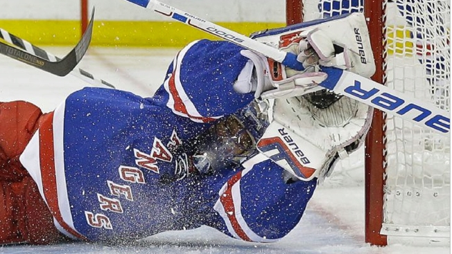Rangers Even Series with 3-2 Win Over Capitals