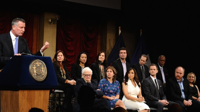 "Neil Patrick Harris, Louis C.K., Steve Buscemi, Rosie Perez and More Honored at ""Made in NY"" Awards"
