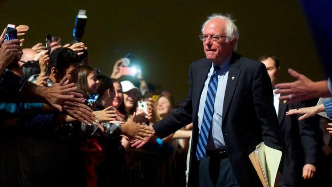 Bernie Sanders Weakened Heading Into Golden State