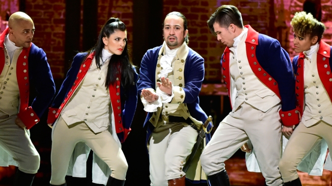 Lin-Manuel Miranda Announces His Last 'Hamilton' Performance