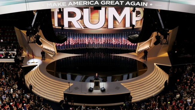 Transcript: Donald Trump Accepts the Republican Nomination For President
