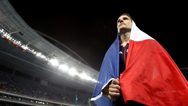 Boo 2: Frenchman Booed Again by Olympic Home Crowd