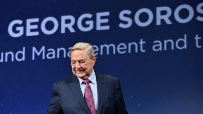 Demonization of George Soros Recalls Old Anti-Semitic Conspiracies