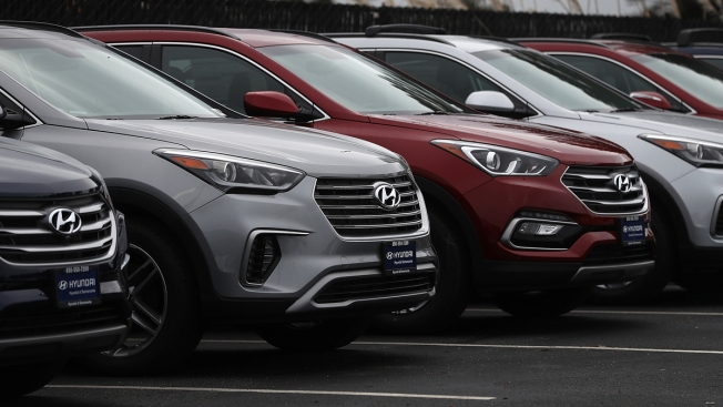 Hyundai recalls almost 600000 cars