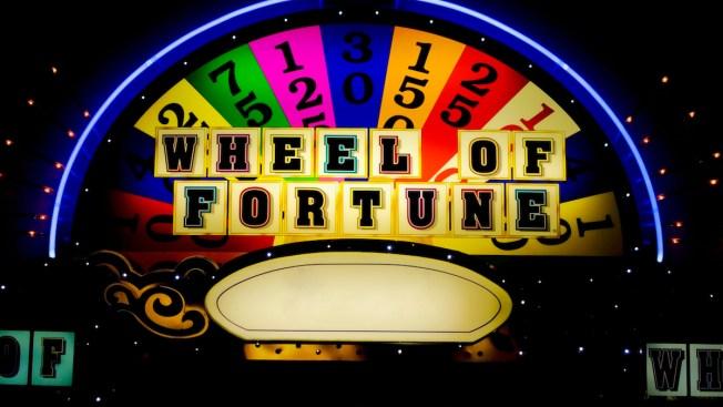 "Pat Sajak Walks Off ""Wheel of Fortune"" Set"
