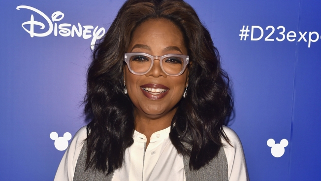 Not Sorry: Oprah Lets Go of 'Emotional Burden' of Weight
