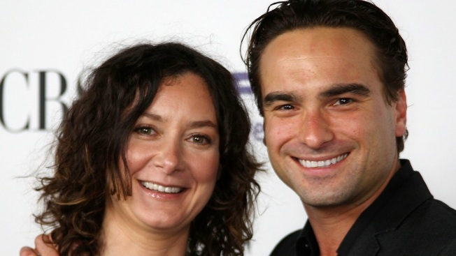 Sara Gilbert Realized She Was Gay While Dating Johnny Galecki
