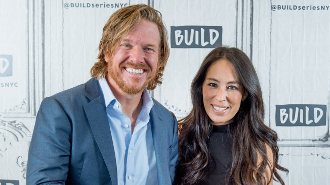 Joanna Gaines Shows Off Baby Crew's Room, Shares Decorating Tips