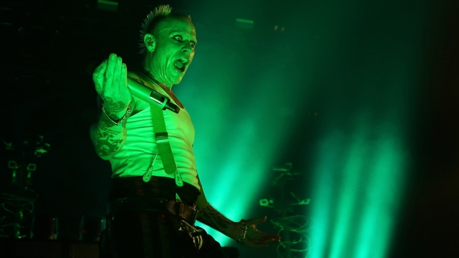 Keith Flint, Singer of Electronic Band The Prodigy, Dies