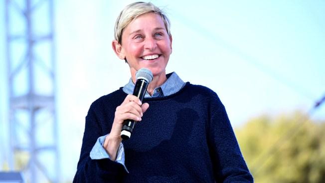 Ellen DeGeneres is Critical of Police Shootings of Black Men