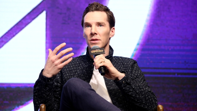 Benedict Cumberbatch to Bring 'Letters Live' to NYC