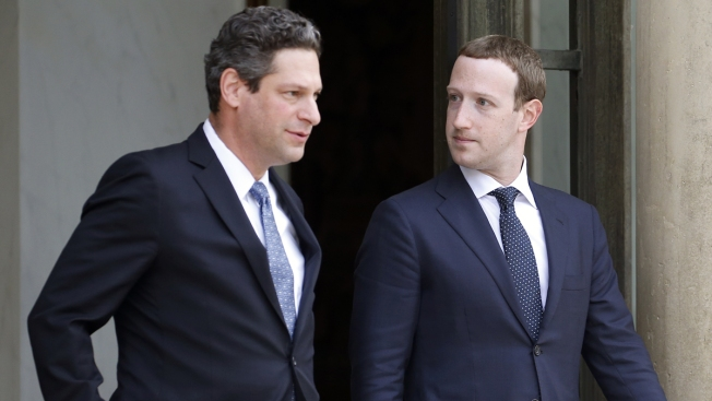 Internal Drama at Facebook Over VP Who's Friend of Kavanaugh