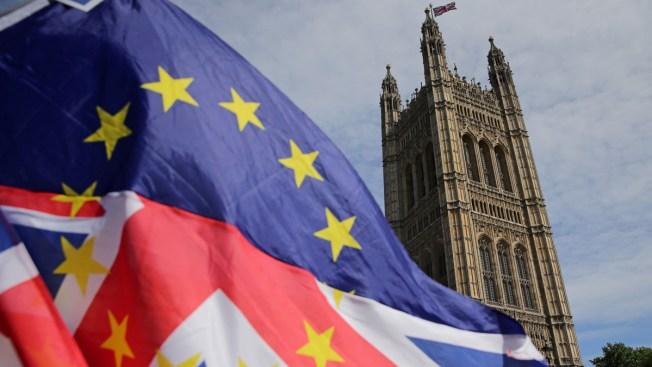 UK Justice Minister Resigns Ahead of Key Brexit Debate