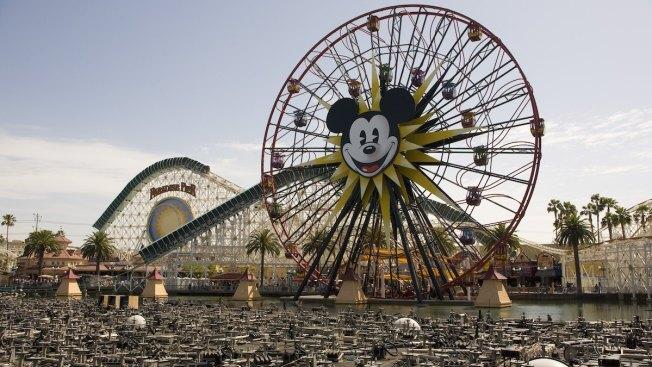 Disney Ferris Wheel Breaks Down, Stranding Riders