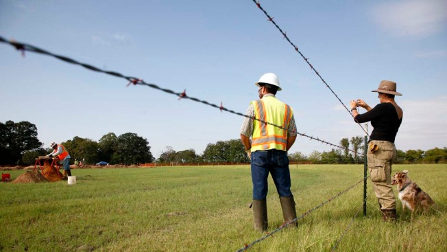 Keystone XL Oil Pipeline Clears Significant Hurdle