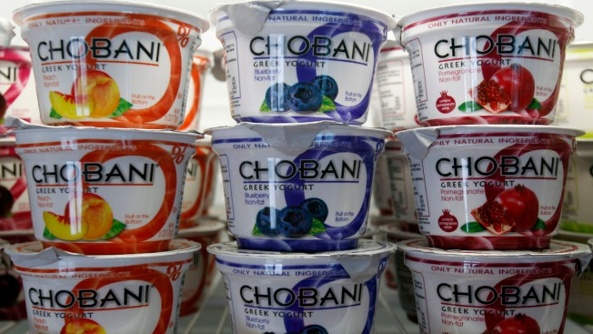 Schumer Calls on Russia to Let U.S. Athletes Have Their Chobani Yogurt