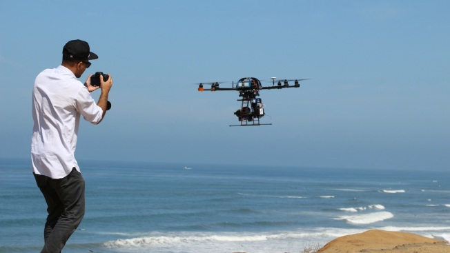 FAA Permits Production Companies to Use Drones for Filming