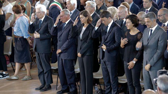 Italian President Visits Quake Town as Death Toll Rises