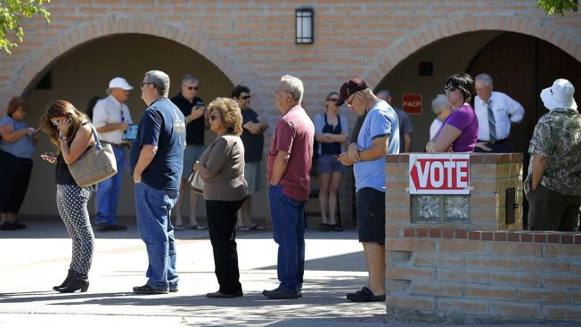 Possible Problems Election Day Worry Civil Rights Advocates