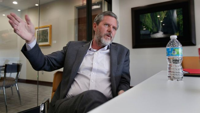 Liberty University President Jerry Falwell Jr. Says Trump Offered Him Cabinet Post