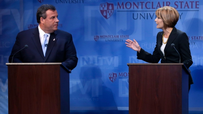 Christie Says Tough Talk Would Continue