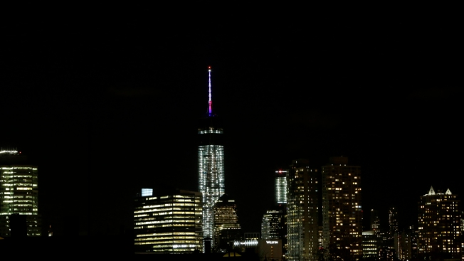 World Trade Center Spire to Glow With Super Bowl Team Colors