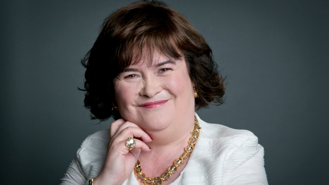 Susan Boyle 'Fine' After Police Incident at Heathrow