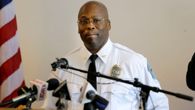 Andre Anderson Tapped as Interim Ferguson Police Chief