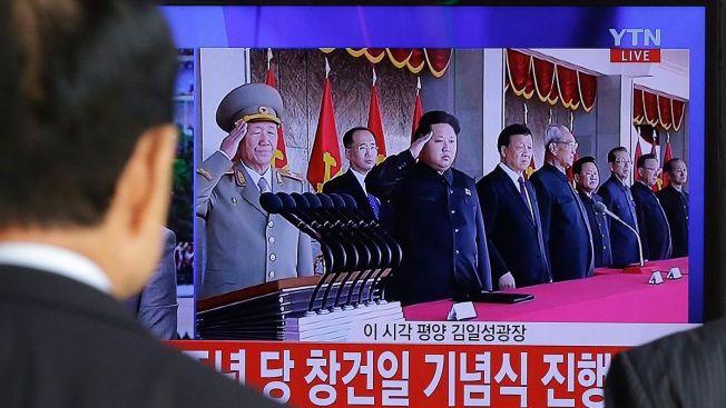 Kim Jong Un Says N. Korea Set for Any US Threat