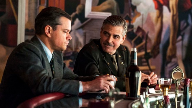 """Real """"Monuments Men"""" Records Go on Display in DC"""