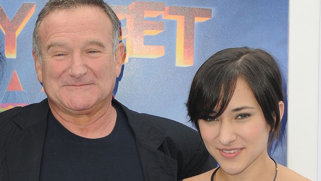 Zelda Williams Quits Twitter and Instagram After Being Taunted About Robin Williams' Death