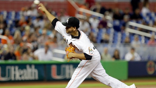 Miami Marlins' Henderson Alvarez Pitches No-Hitter in Final Game of Season