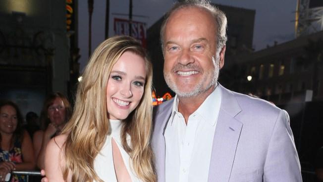 Kelsey Grammer's Daughter Is Miss Golden Globes - NBC New York