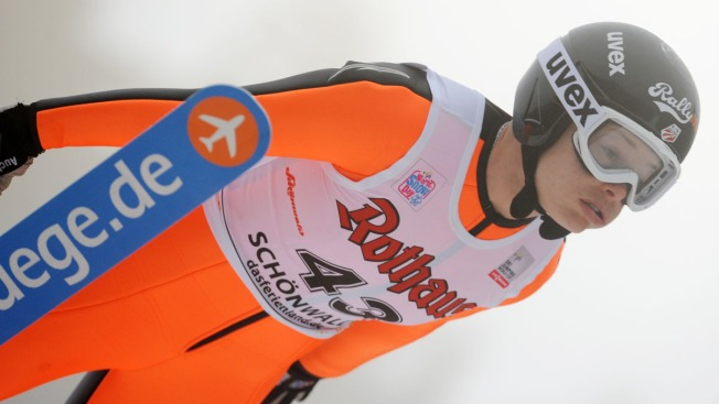 Women Ski Jumpers Eager to Join Olympic Party