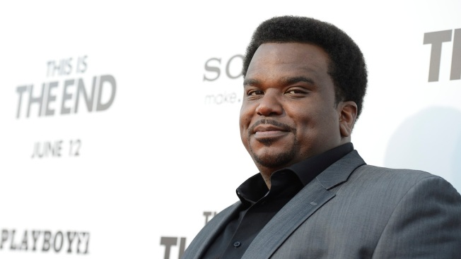 Craig Robinson Pleads Guilty to Minor Drug Possession in the Bahamas, Pays a Fine