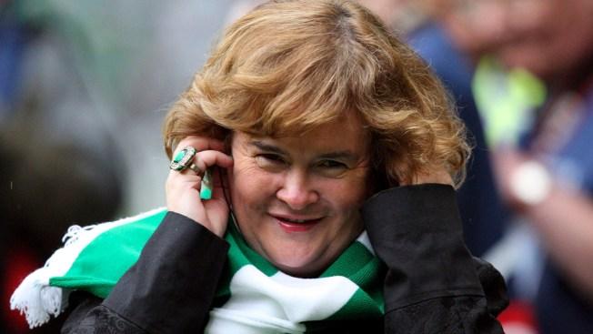Susan Boyle Says She Has Asperger's