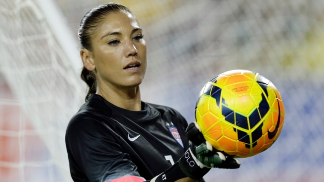 Soccer Star Hope Solo Arrested for Domestic Violence