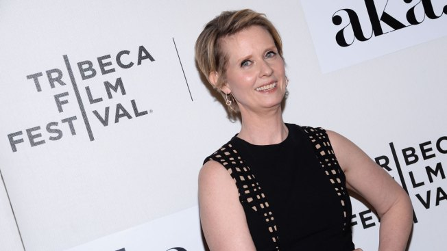 Sex in the City's Cynthia Nixon mulling political move