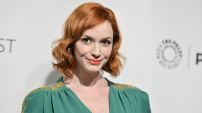 "Christina Hendricks Talks Life After ""Mad Men"" in The Edit: ""I've Requested Items From Joan's Apartment"""