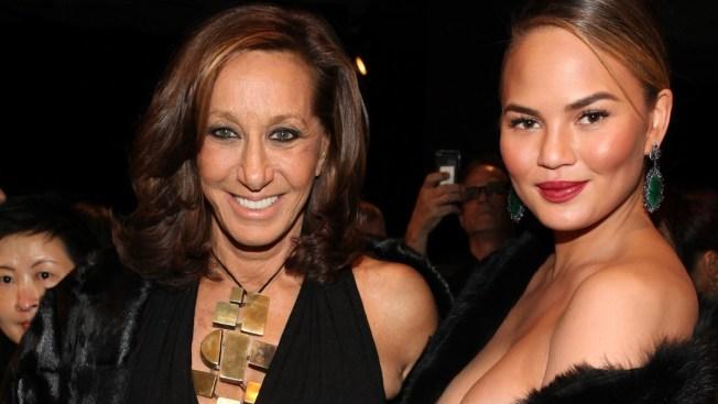 Donna Karan Marks 30 Years in Fashion