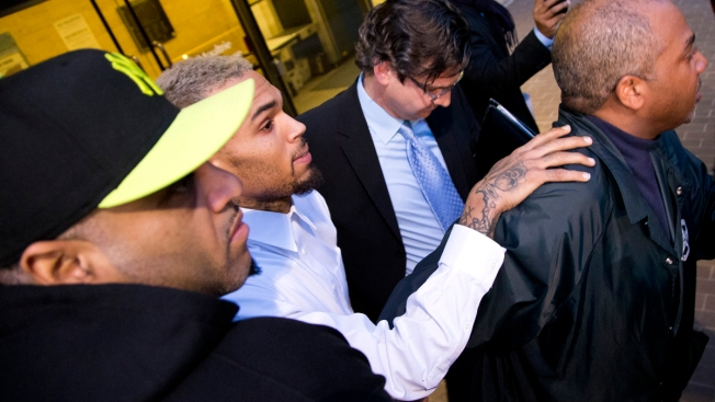 Chris Brown Plea Deal in the Works, Records Show