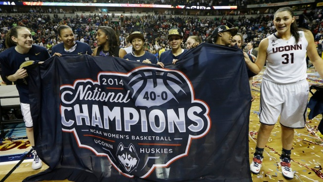 UConn Women Storm to 9th Title, Routing Notre Dame 79-58