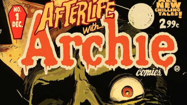"Archie Comics Gets Horror Makeover in ""Afterlife"""
