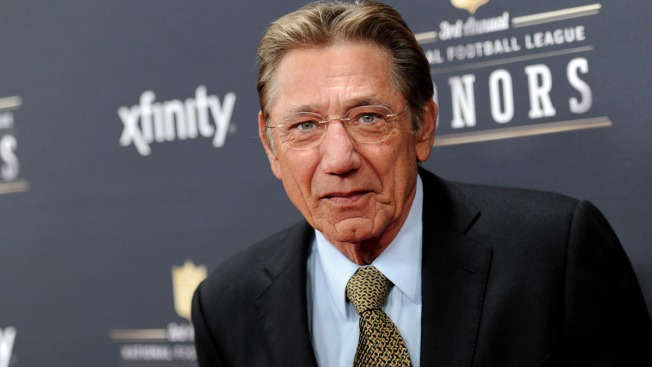 Namath Wouldn't Want His Kids to Play Football