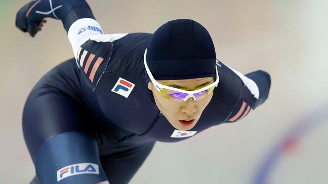 South Korea's Lee Wins Gold in Women's 500 Meters
